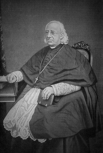 John Bede Polding DD OSB First Archbishop of Sydney