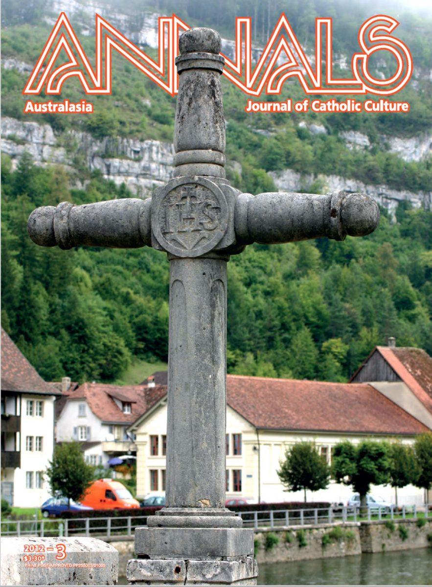 2012 April May cover