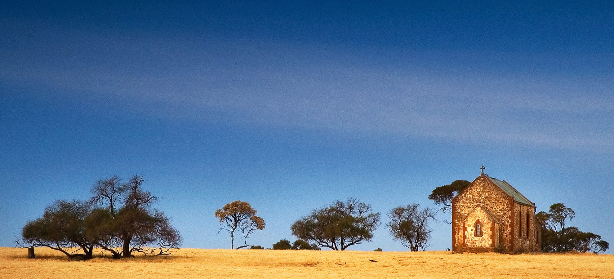 A Catholic Chapel in Outback Australia 02